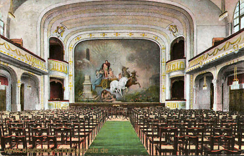 Bückeburg, Festsaal des Rathauses