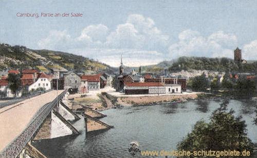 Camburg a. S., Partie an der Saale
