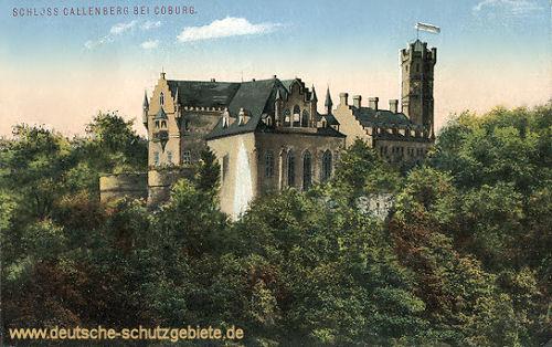 Coburg, Schloss Callenberg
