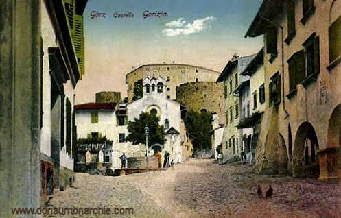 Görz, Castello
