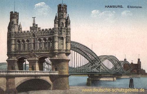 Hamburg, Elbbrücke