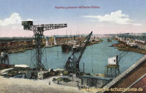 Hamburg, Kaiser-Wilhelm-Hafen