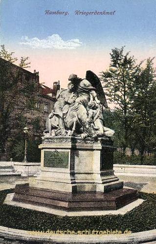 Hamburg, Kriegerdenkmal