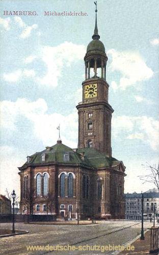 Hamburg, Michaeliskirche