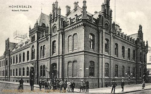 Hohensalza, Kaiserliches Postamt