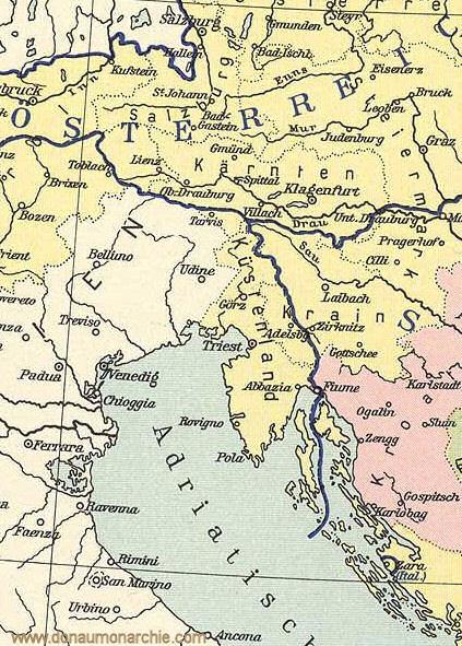 Küstenland, 1920