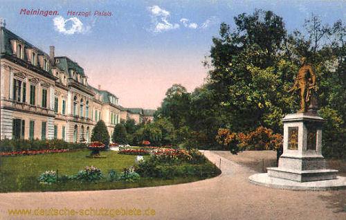Meiningen, Herzogliches Palais
