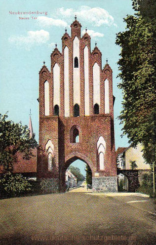 Neubrandenburg, Neues Tor