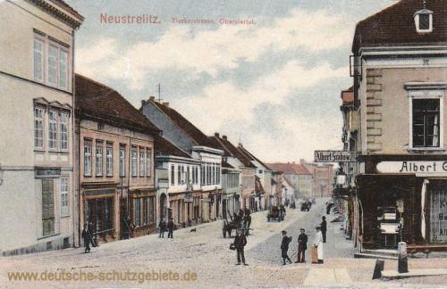 Neustrelitz, Zierkerstraße