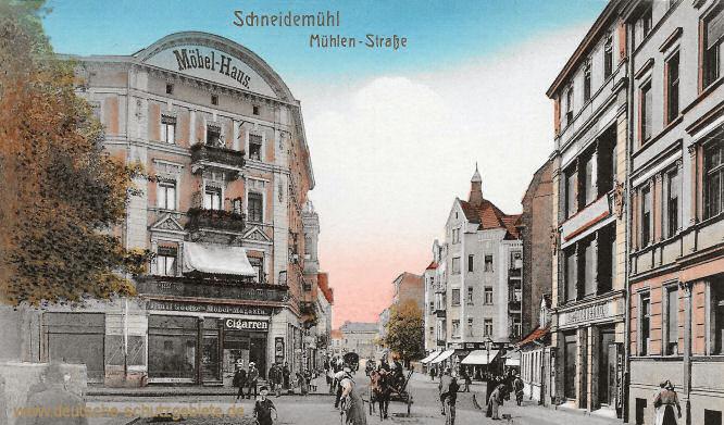Schneidemühl in Preußen, Provinz Posen | deutsche ...