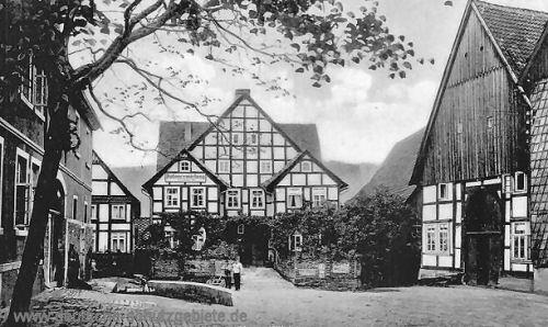 Schwalenberg, Mittelstraße