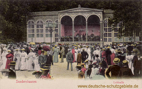Sondershausen, Lohhalle