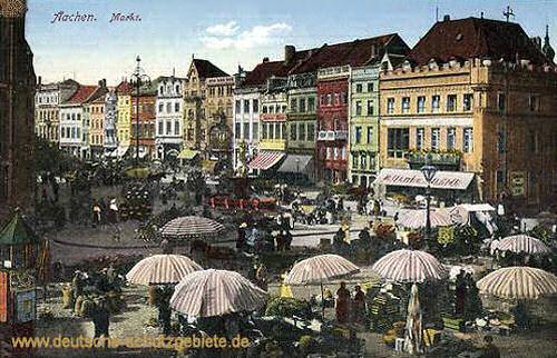 Aachen, Markt