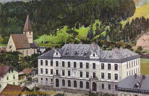 Bischofshofen, Schulhaus