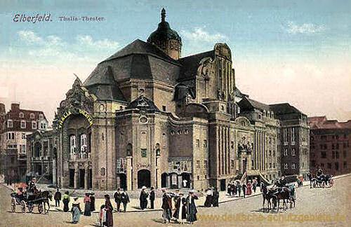 Elberfeld, Thalia-Theater