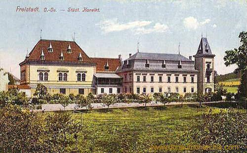 Freistadt O.-Oe., Städtisches Konvikt