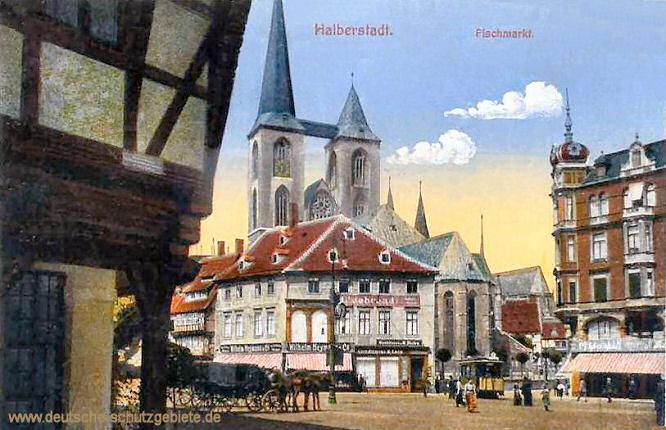 Halberstadt, Fischmarkt
