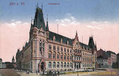 Hauptpost Regensburg