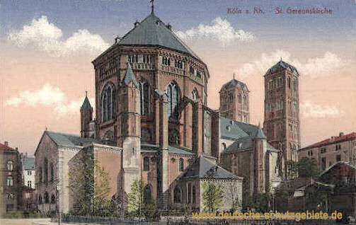 Köln, St. Gereonskirche