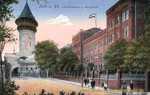 Köln, Ulrichkaserne