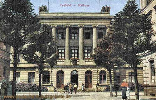 Krefeld, Rathaus