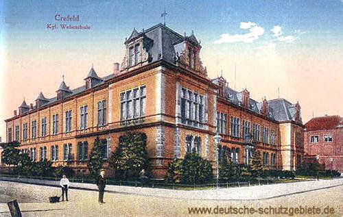 Krefeld, Weberschule