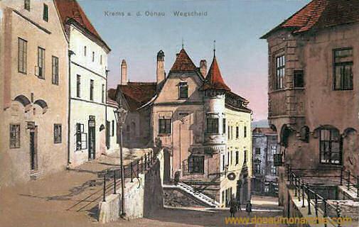 Krems a. d. Donau, Wegscheid