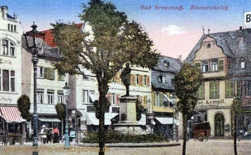 Bad Kreuznach, Bismarckplatz