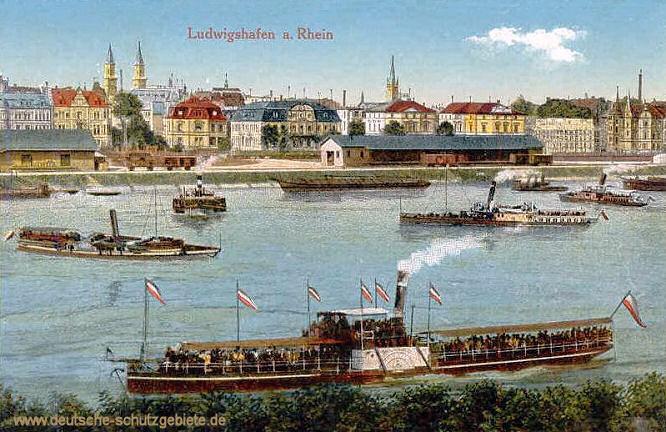 Ludwigshafen am Rhein