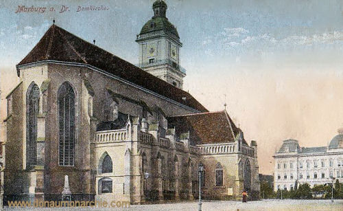 Marburg a. d. Drau, Domkirche