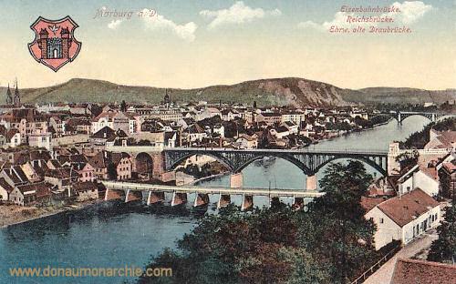 Marburg a. d. Drau, Reichsbrücke