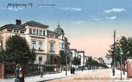 Mühlhausen i. Thür., Augusta-Straße