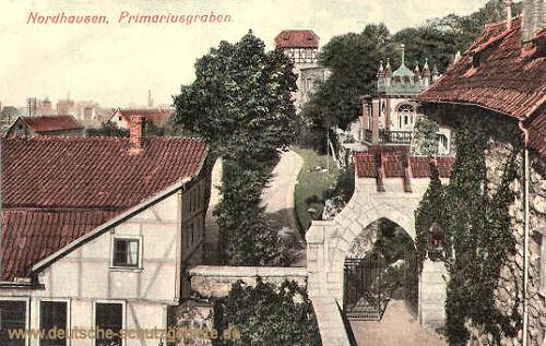 Nordhausen, Primariusgraben
