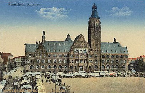 Remscheid, Rathaus
