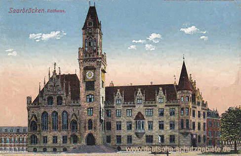 Saarbrücken, Rathaus