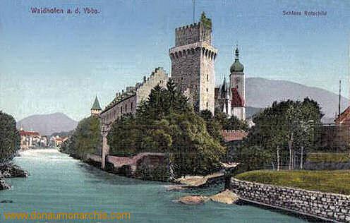 Waidhofen an der Ybbs, Schloss Rotschild
