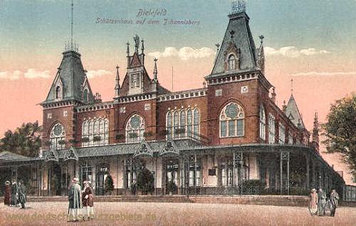 Bielefeld, Schützenhaus auf dem Johannisberg