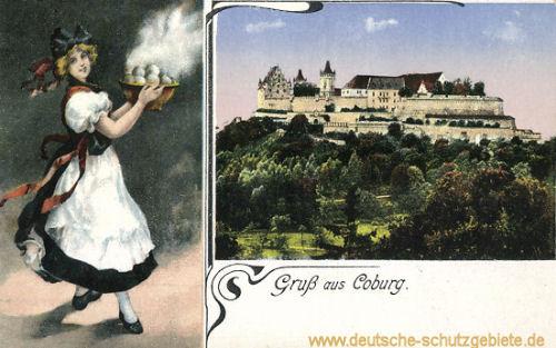 Coburg, Thüringer Klöße