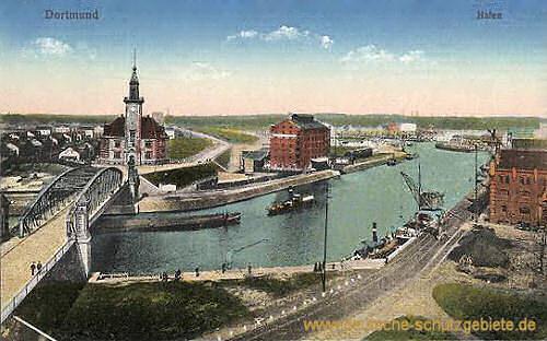 Dortmund, Hafen