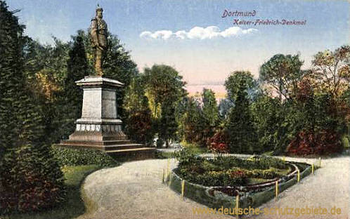 Dortmund, Kaiser Friedrich-Denkmal