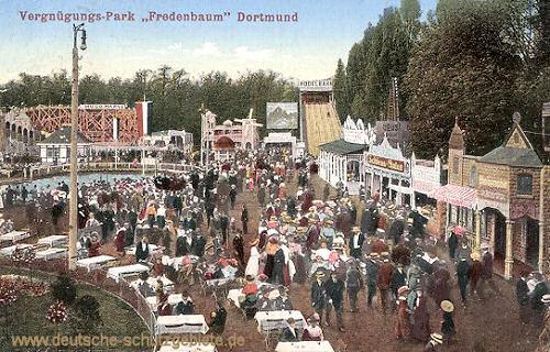 Dortmund, Vergnügungs-Park Fredenbaum