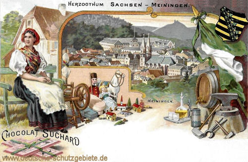 Herzogtum Sachsen-Meiningen