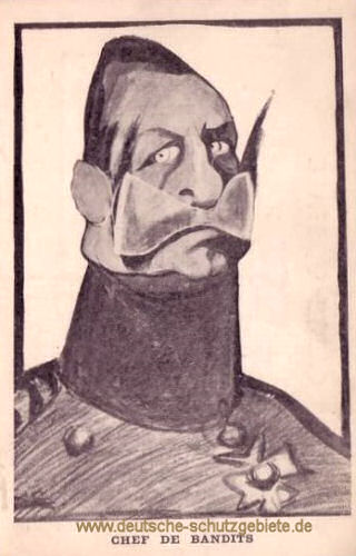 Kaiser Wilhelm II. - Chef de Bandits
