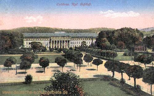 Koblenz, Königliches Schloss