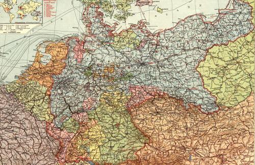 Historische Landkarten