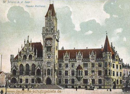 Sankt Johann a. d. Saar, Rathaus