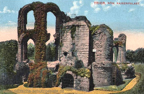 Trier, Kaiserpalast