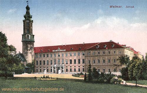 Weimar, Schloss