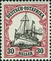 Deutsch-Ostafrika 30 Heller, 1905