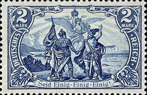 Deutsches Reich 2 Mark